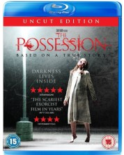 The Possession: Uncut Edition (Blu-Ray)