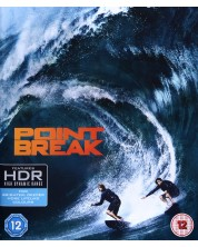 Point Break (4K UHD + Blu-Ray)