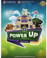 Power Up Level 1 Pupil's Book -1