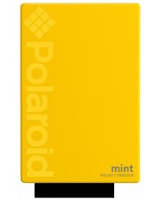 Принтер Polaroid Mint - жълт