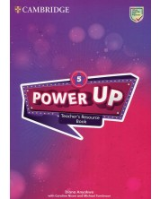Power Up Level 5 Teacher's Resource Book with Online Audio -1