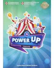 Power Up Level 4 Flashcards (Pack of 179)
