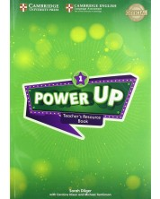 Power Up Level 1 Teacher's Resource Book with Online Audio -1