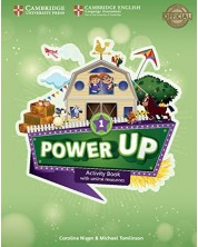 Power Up Level 1 Activity Book w Online Resources and Home Booklet -1
