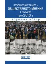 Политическият процес и общественото мнение в България през 2013 г. Годишен обзор