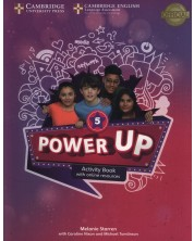 Power Up Level 5 Activity Book with Online Resources and Home Booklet -1