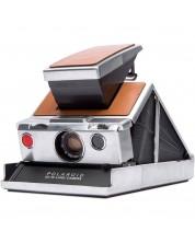 Моментален фотоапарат Polaroid Originals SX-70 - сребрист/кафяв -1