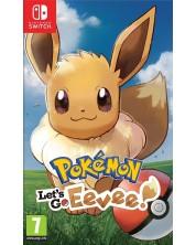 Pokemon: Let's Go! Eevee (Nintendo Switch)