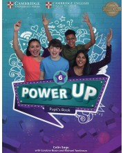 Power Up Level 6 Pupil's Book -1