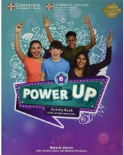 Power Up Level 6 Activity Book with Online Resources and Home Booklet -1