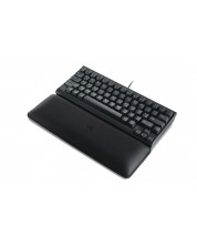 Подложка Glorious - Wrist Rest Stealth, regular, compact, за клавиатура, черна