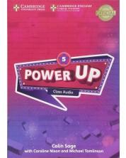 Power Up Level 5 Class Audio CDs (4) -1