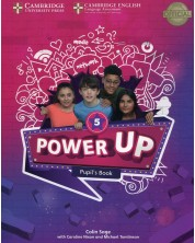 Power Up Level 5 Pupil's Book -1