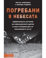 Погребани в небесата: Удивителната история на хималайските шерпи в най-страшния ден от изкачването на К2