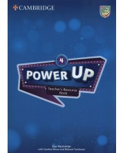 Power Up Level 4 Teacher's Resource Book with Online Audio -1