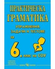 Практическа граматика по български език за 6. клас - упражнения, задачи, тестове -1