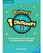 Primary i-Dictionary Level 2 DVD-ROM (Single classroom)
