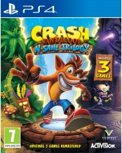 Crash Bandicoot N. Sane Trilogy (PS4) -1