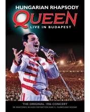 Queen - Hungarian Rhapsody (DVD) -1