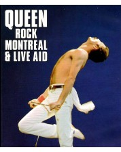 Queen - Rock Montreal & Live Aid (Blu-ray) -1