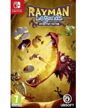 Rayman Legends Definitive Edition (Nintendo Switch) -1