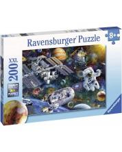 Пъзел Ravensburger от 200 XXL части - Космическо изследване