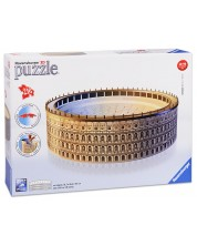 3D пъзел Ravensburger от 216 части - Колизеумът в Рим -1