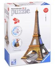 3D Пъзел Ravensburger от 216 части - Айфеловата кула -1