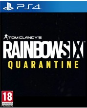 Tom Clancy's Rainbow Six: Quarantine (PS4)