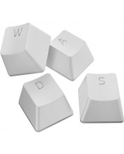 Гейминг аксесоар Razer - PBT Keycap Upgrade Set, Mercury white