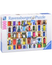 Пъзел Ravensburger от 1000 части - Врати