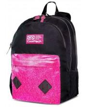 Ученическа раница Cool Pack Hippie - Pink Glitter