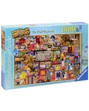 Пъзел Ravensburger от 1000 части - Занаятчийски шкаф
