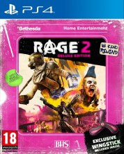 Rage 2 Wingstick Deluxe Edition (PS4) -1