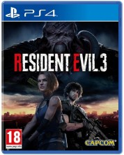 Resident Evil 3 Remake (PS4) -1