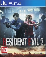 Resident Evil 2 Remake (PS4) -1