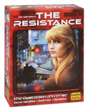 Настолна игра The Resistance (3rd Edition) -1