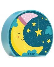 Нощна лампа Reer My Baby Light - Луна -1