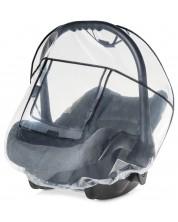 Дъждобран за столче за кола Reer - Прозрачен, 0-9 kg