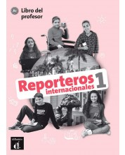 Reporteros internacionales 1 (A1) (Ръководство) -1