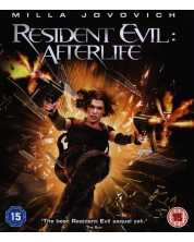 Resident Evil: Afterlife (Blu-Ray) -1