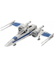 Сглобяем модел Revell - Resistance X-Wing Fighter