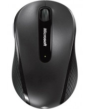 Мишка Microsoft - Mobile 4000, Graphite Black -1