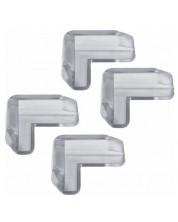 Комплект протектори за ъгли Reer - За стъклени маси, 4 броя -1