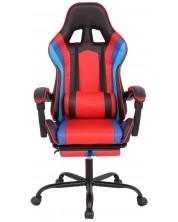 Геймърски стол RFG - Max Game, червен/черен