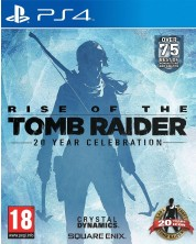 Rise of the Tomb Raider - 20 Year Celebration (PS4) -1