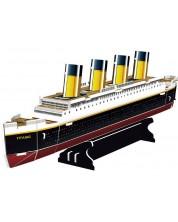 Мини 3D пъзел Revell - RMS Титаник