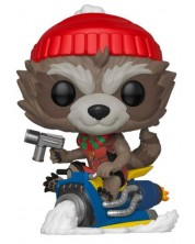 Фигура Funko Pop! Marvel: Holiday - Rocket