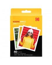 Фотохартия Kodak - Zink 3x4, 40 pack -1