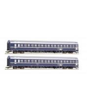Roco Пътнически спални вагони T2S (64027)